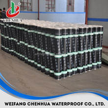 china building material SBS elastomer modified waterproof rubber membrane
