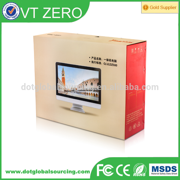 "China 21.5"" Dual Core Intel All-in-one PC Desktop Laptop Computer"