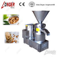 Best selling nut butter making machine/almond butter making machine