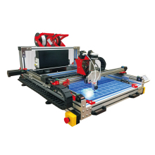 Industrial <strong>equipment</strong> X40 3D LED letters 3D printer multi color 3D printing machine