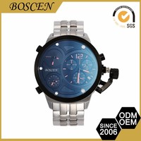 2016 High Quality Oem Stainless Steel Back Water Resistant Geneva Quartz Watches