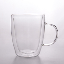 Product Handmade Clear Borosilicate Drinking Glass Tea Cup