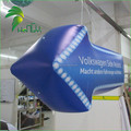 Large Flying Inflatable Arrow Shape , Advertising Arrows Balloon For Events