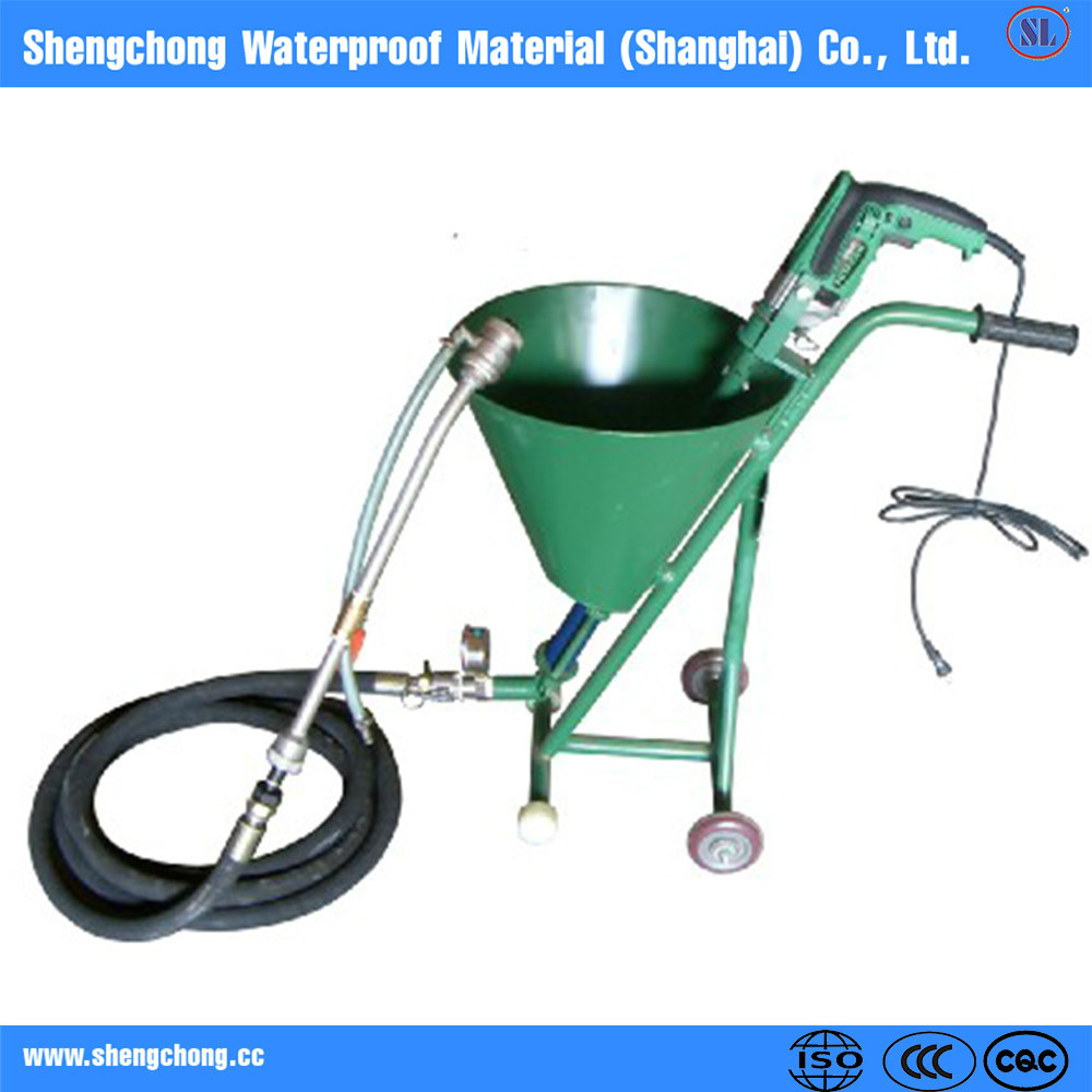 SL-700 high pressure cement mortar spray machine for roof