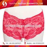 High Waist Sexy Panty Lace Transparent Ladies Underwear Womens Panties for Men