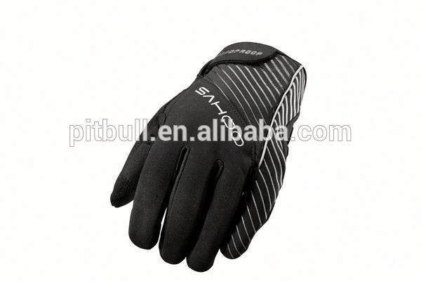 very fashionable wholesale black bicycle cycling gloves motorbike gloves motor cross off road gloves