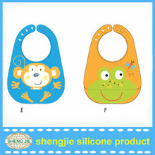 Best Silicone Baby Bibs in fun design and colours baby saliva baby bid