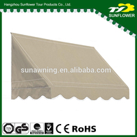 Hot Selling Low Price metal roof awning