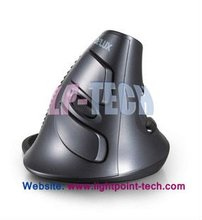 The latest ergonomic vertical style 2.4G wireless mouse 1600DPI