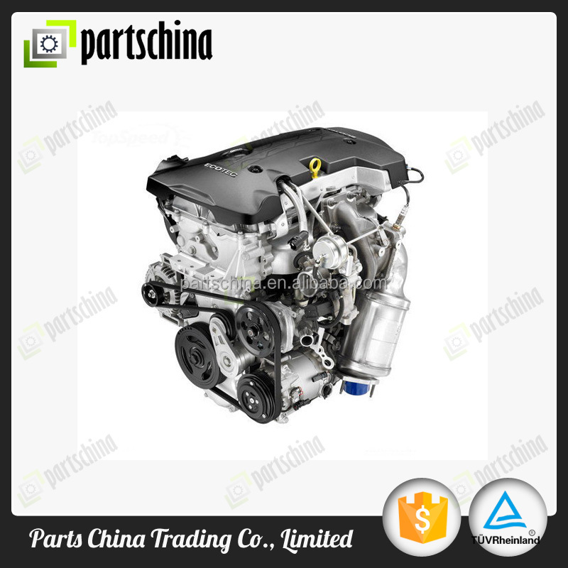 Engine for Chevrolet Malibu 2013