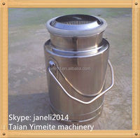 Aisi304/316l Stainless Steel Milk Bucket