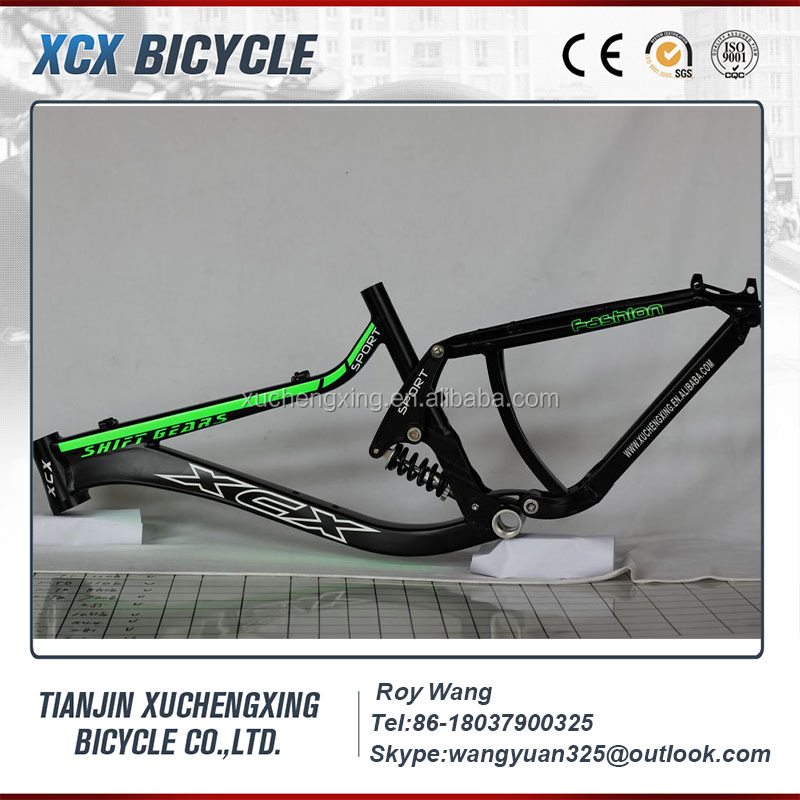 mtb frame 27.5 full suspension frame alloy mtb