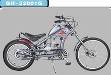 20-24 cheap motorized gas bicycle popular gasoline adult motor chopper bike bicycle