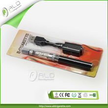 Wholesale ego tech e cigarette blister-card packing herbal smoke brand