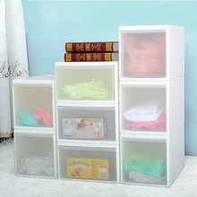 Cupboard Baby Kitchen Divider Mini Storage Foldable Cardboard File Cabinet Organizer Plastic Drawer
