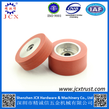 hot air seam sealing machine silicone rubber roller