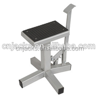 300lbs Mini Motorcycle Scissor Lift Jack Stand