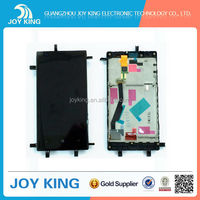 mobile phone lcd screen for Nokia lumia 720 display complete assembly