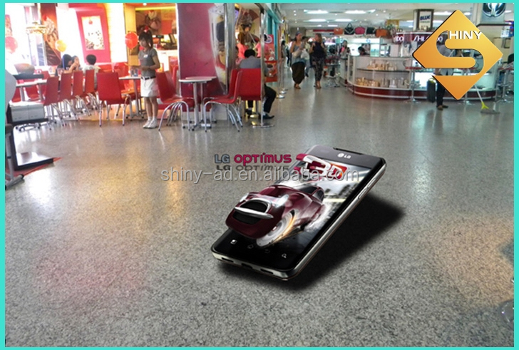 Removable vinyl 3d floor decals buy removable vinyl 3d for Floor stickers