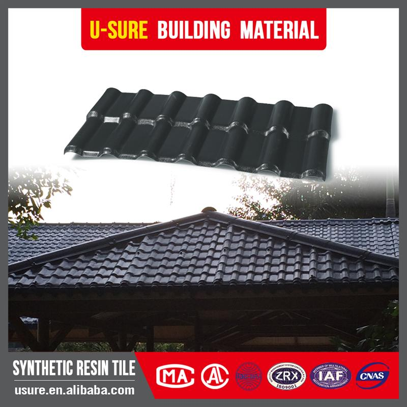 chinese garden shed heat resistant roof material waterproof performance