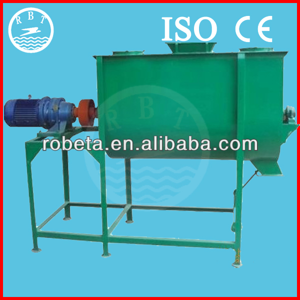 China supplier supply widely used animal feed horizontal mixer