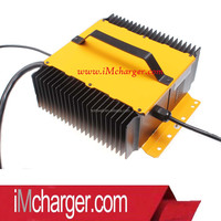 48V Battery Charger with Comm Port - 940-0006 Delta-Q IC650 on-Board Battery Charger Replacement