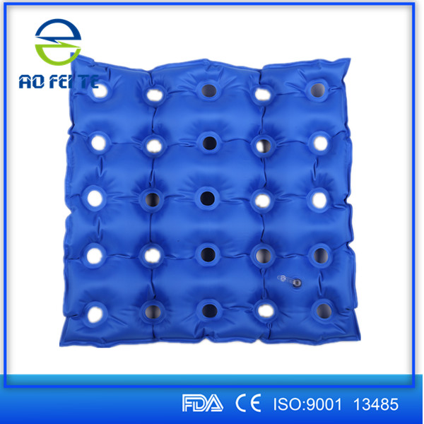 Inflatable Medical Air Ring Donut Cushion Pillow with Pump