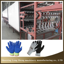 YH-J machines to make latex gloves