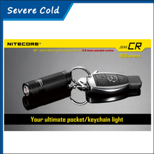 Nitecore SENS CR flashlight 190 lumens Camping Bicycle Working Portable Keychain Keyring Mini torch
