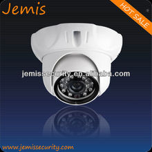 "480tvl 24piece IR Leds Surveillance 1/3""Sony CCD Security CCTV IR Dome Camera(JM-D7)"