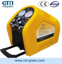 R134a car refrigerant recovery recycling machine /a/c service station cm2000