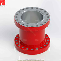 API drilling Adapter spools or Spacer spools or Riser flange