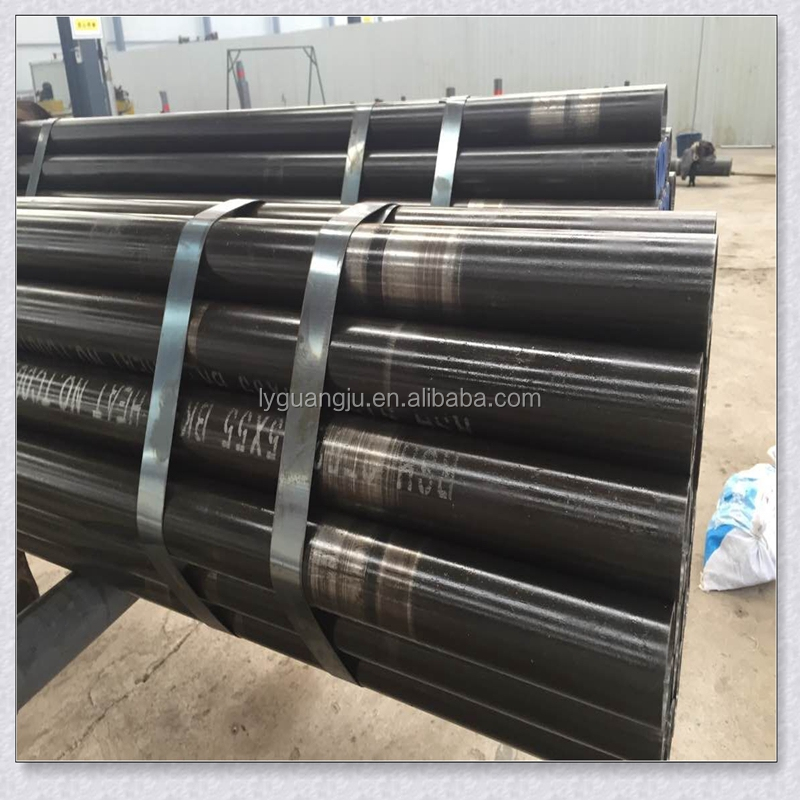 Hydraulic Prop Seamless Steel Pipes Factory