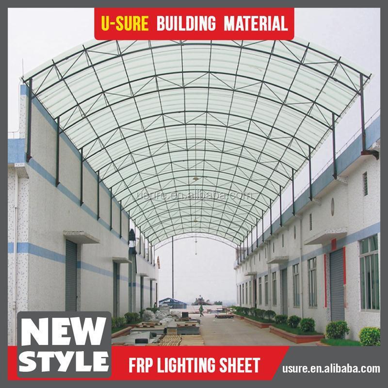 Factory Roofing Carbon Fiber Sheet Translucent Roof Panel