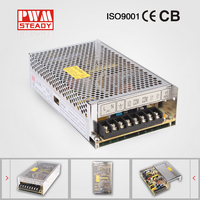 120w switch power supply 12v 5a 12A 5V best quality D-120 Double output power supply