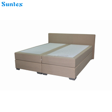 Hot Selling Home Bed Specific Use Fabric Box Spring Bed