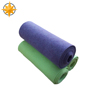 High premium polyamide and polyester mixed sea island synthetic chamois in roll