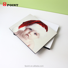 7 by 9 Sublimation baby photo frames for wall decoration