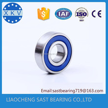 Plastic bearing R8 with stainless steel ball 12.7X28.575X7.938mm