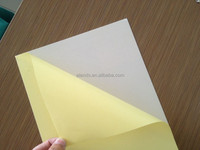 Double Side Self Adhesive PVC Album Sheets For Sale