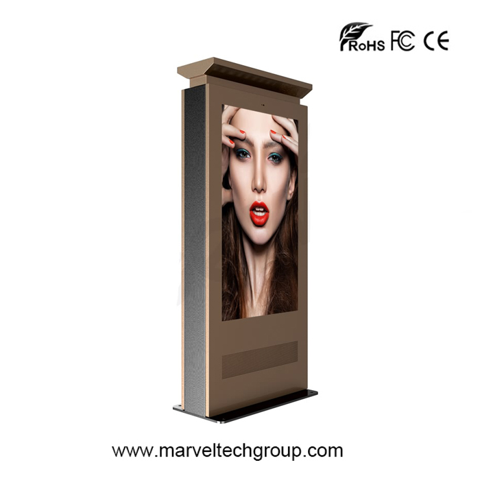 42 inch LCD&LED Backlit Outdoor Industrial Digital Signage