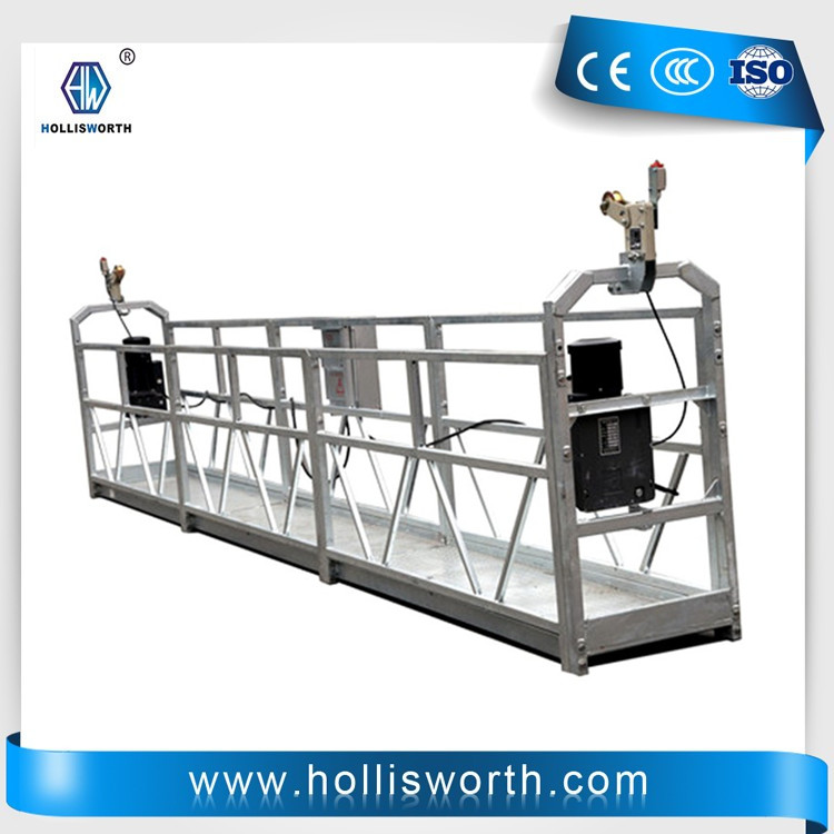 Made In China Platform Lift Window Cleaning Aluminum