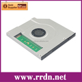 2nd hdd caddy with a Cooling Fan for laptop can support M. 2 (NGFF) SSD