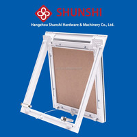 construction building Ceiling access board MDF aluminum access panel no need painting