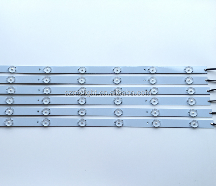 DC36V 3030SMD led rigid strip aluminum pcb for lighting box