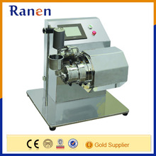Laboratory use small batch production bead mill for enamel pigment