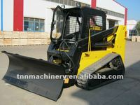 Compact 1.2t supplier underground mining gearbox transmission CE LC mini skid steer loader Google quick change Gear type transm