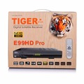 Tiger Set Top Box MPEG4 Satellite TV Channels Decoder
