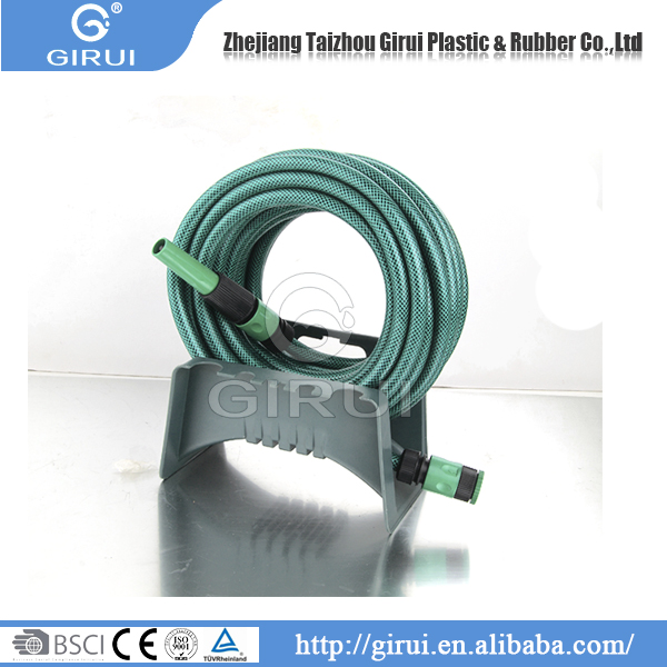 Chinese Promotional Items Flexible Pvc Braided Garden Hose Flexible Pvc Spring Garden Hose