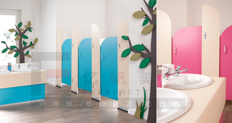 High Quality Bathroom Partition, Washroom Cubicle Systems, Toliet Cubicle Systems